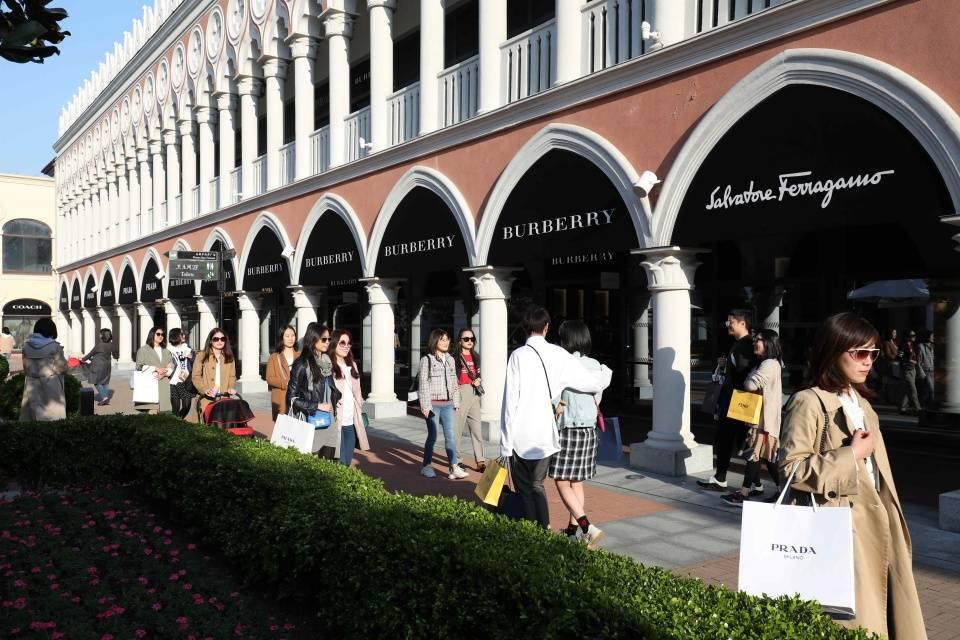 奥特莱斯新零售开启新视野 佛罗伦萨小镇面向未来全新升级