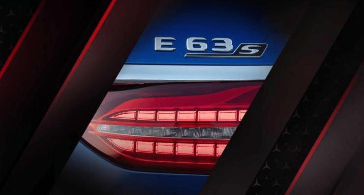 最大功率612马力 新AMG E 63 S预告图发布-XI全网