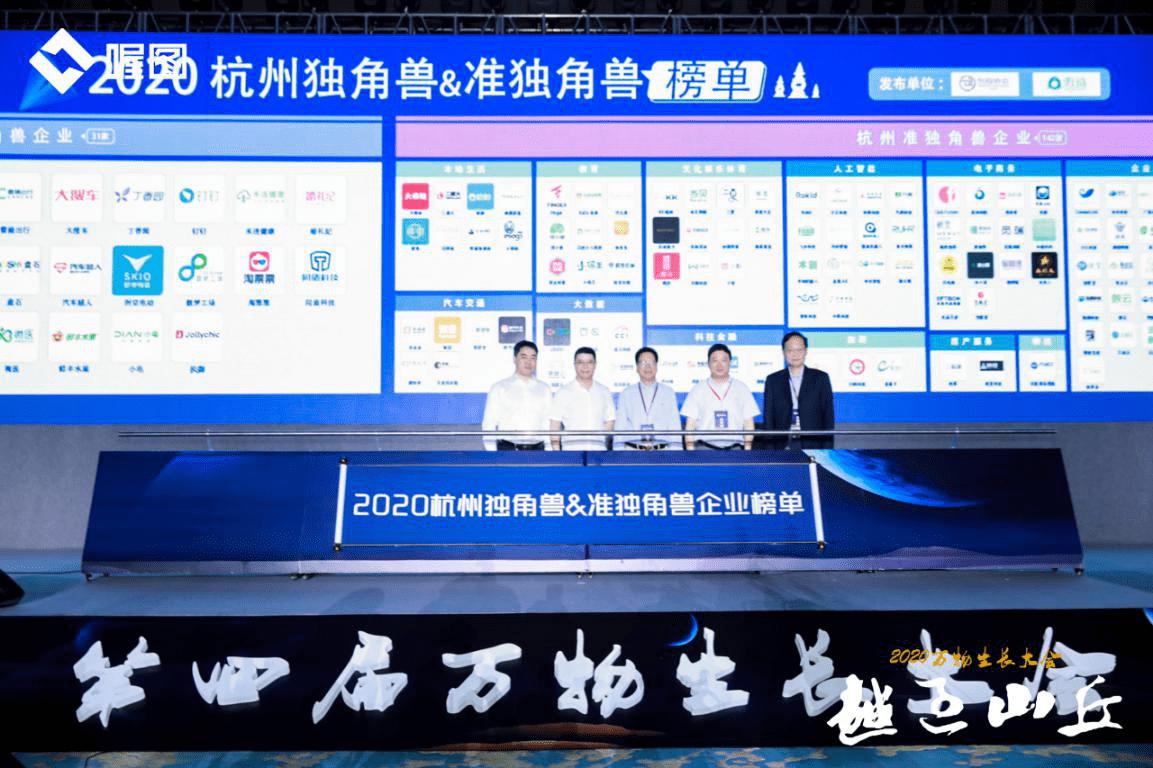 点燃创新之火 金柚网荣登2020杭州准独角兽企业榜单