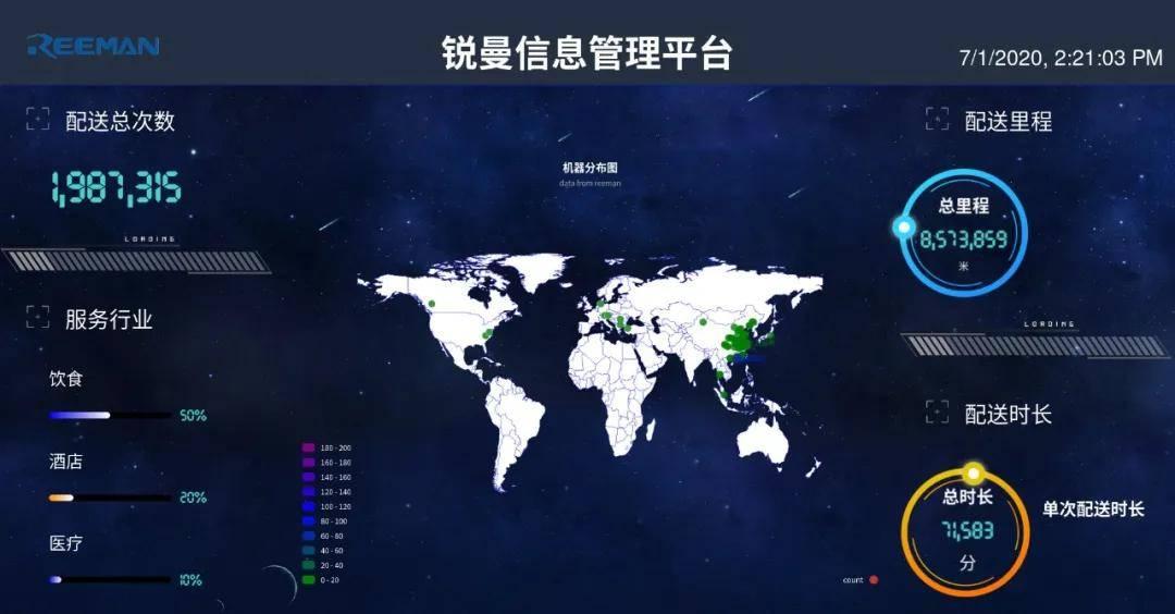 """全球告急!锐曼消毒机器人支援16国抗""""疫""""一线,如何应对全球部署?"""