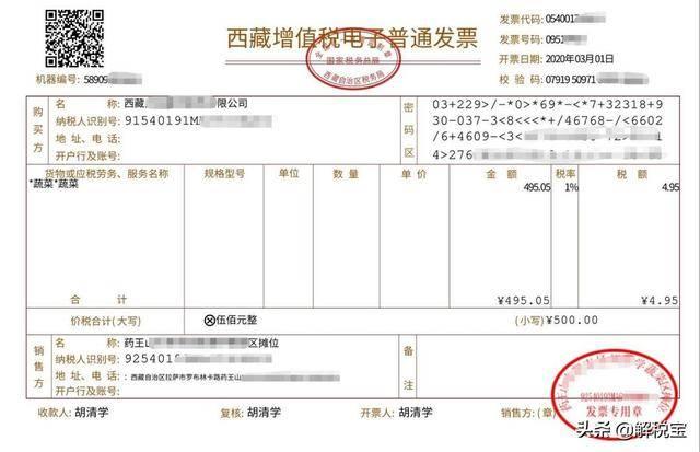 普票和专票的税点(3个点专票和13个点专票区别)
