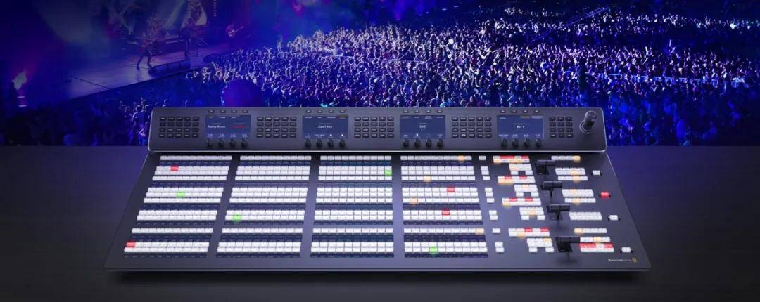 新品 | 两款新ATEM Advanced Panel发布!