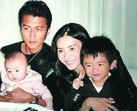 张柏芝停工在家带孩子 穿起球T恤衫 独自抚养3儿子压力不小-家庭网