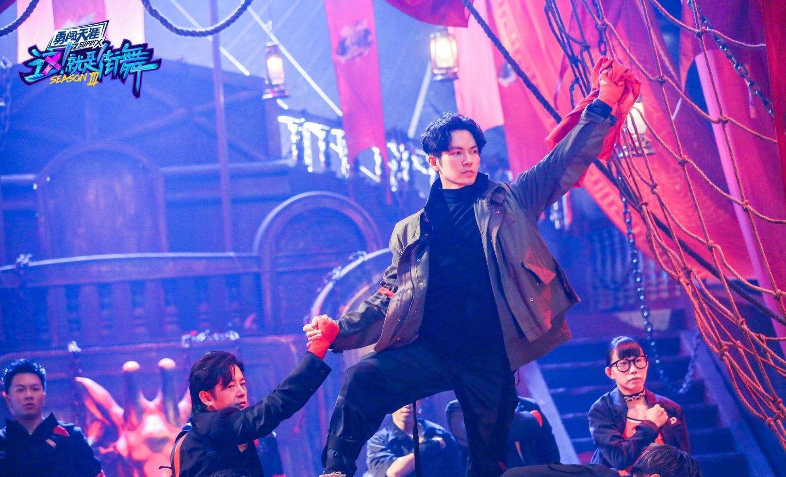 热血为矛,为爱而战,《这就是街舞3》重启街舞精神