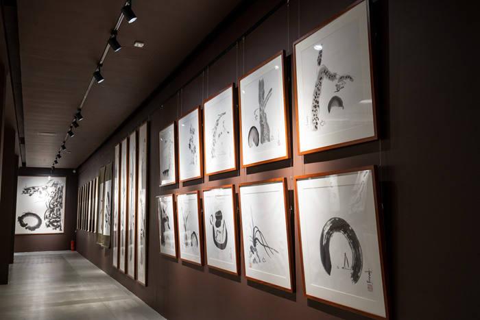 """不二美术馆798艺术区开馆 首展""""雪山圆相""""当代艺术展"""