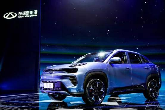 SSC设计-奇瑞新能源@LIFE平台首款车蚂蚁上市14.98万起