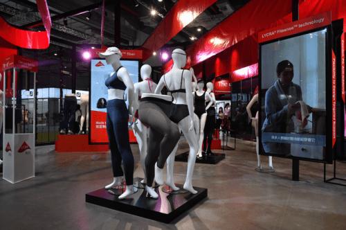 莱卡公司携新科技闪亮登场2020 INTERTEXTILE