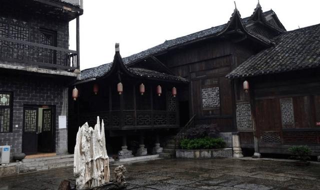 张家界有哪些古建筑景点可以参观吗?