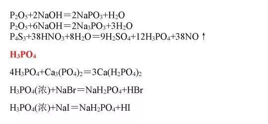 高中必背化学方程式(高中必背88个数学公式)