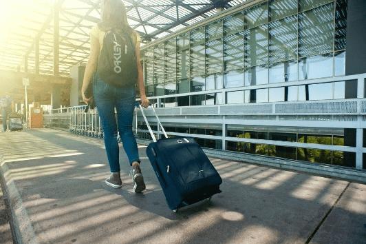 """如何安心地带你的行李箱""""乘风破浪"""""""