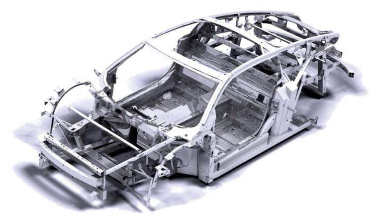SSC设计-捷豹路虎利用航天检测技术研发轻质材料