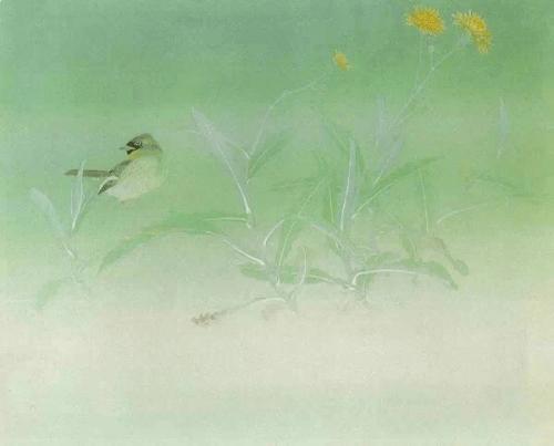 笔墨灵动 富力清新:著名画家刘新华