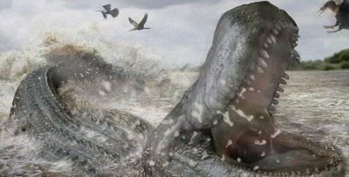 幸好这30种动物灭绝了 不然对人类是场灾难(史前30大猛兽) 网络快讯 第6张