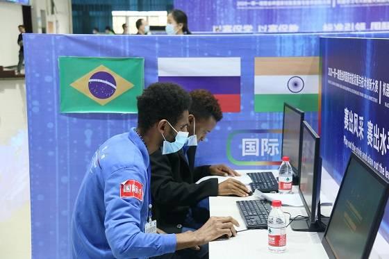 2020金砖国际大赛之机器学习与大数据大赛国内决赛成功举办