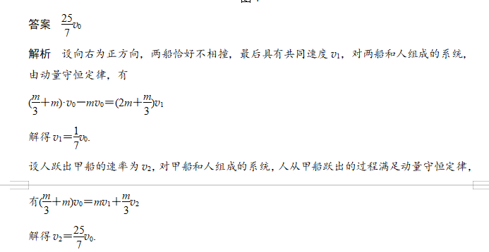 动量守恒的条件(怎么判断水平方向动量守恒)