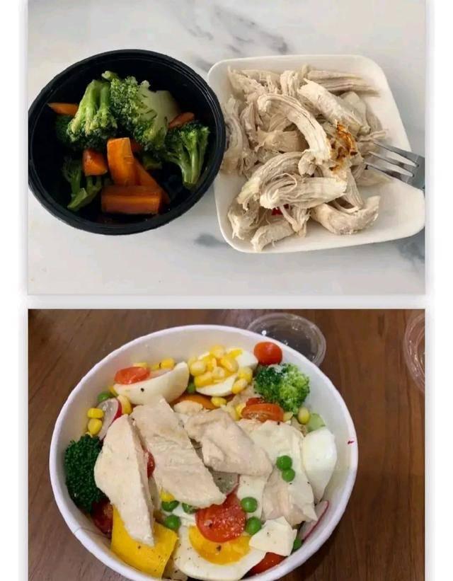 减肥食谱一周瘦10斤,减肥10斤20斤30斤必看,健身加饮食,促进你减肥 网络快讯 第3张