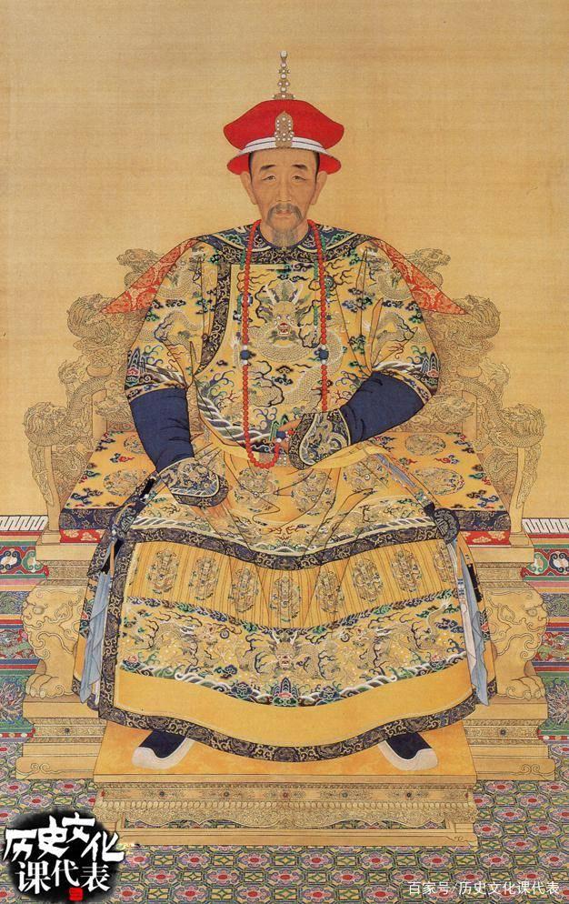 清朝12位皇帝列表是谁?清朝12位皇帝的顺序及特点,一个顺口溜教你轻松记住! 网络快讯 第5张