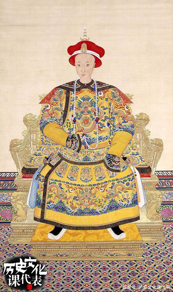清朝12位皇帝列表是谁?清朝12位皇帝的顺序及特点,一个顺口溜教你轻松记住! 网络快讯 第11张