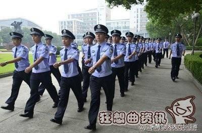 警校毕业后就业方向,好找工作吗