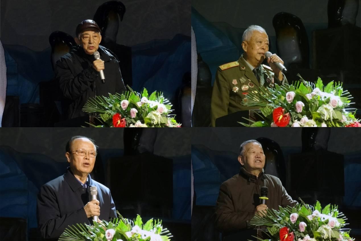 第四届大连海洋文化节闭幕式在圣亚海洋极地馆举行