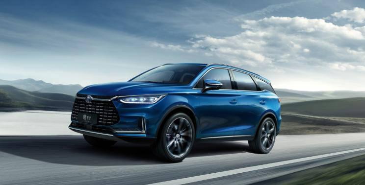 动力升级 2021款唐EV新增车型12月上市-极速赛车