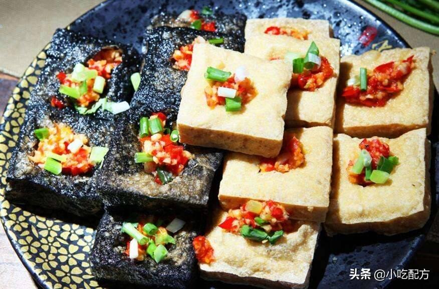 卖臭豆腐的成本和利润(卖臭豆腐的配方是什么)插图