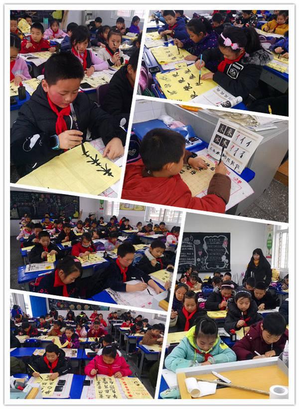 湖北荆门白云路小学:丰富的社团活动 多彩的校园生活