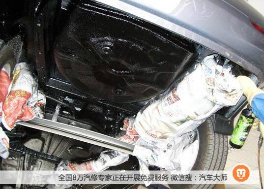 底盘装甲对车的害处(汽车底盘装甲需要安装吗)插图(1)