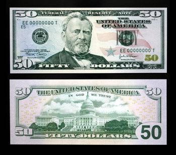 美元最大面值是多少(为什么美元头像不是总统呢)插图(4)