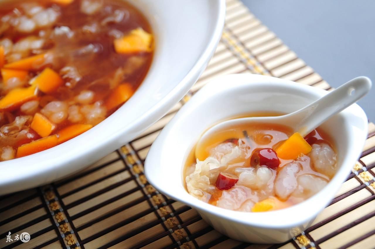 蛤蟆油最简单的吃法(蛤蟆油的料理方法)插图(1)