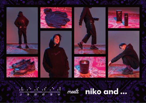 niko and …首家概念店THE LAB惊喜上线