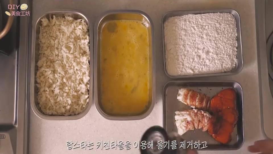 澳洲龙虾的做法视频教程(正宗的芝士焗龙虾做法)插图(7)