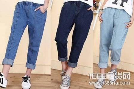 哈伦裤最初是哪种人穿着的裤子(哈伦裤适合什么身材人穿)插图(1)