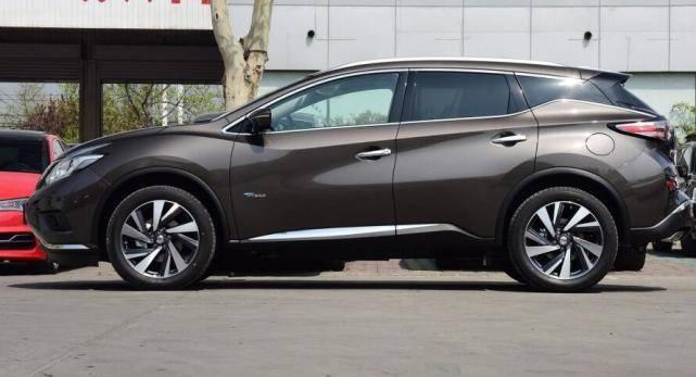原合资中型SUV上市时卖了近50万,现在21万,性价比远超汉兰达