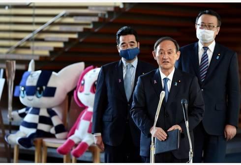 日本政府正致力筹办东京奥运会 否认可能取消传闻