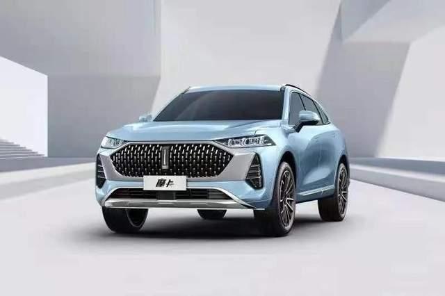 原厂新车快车|WEY全新大中型SUV-摩卡首秀轴距超级汉兰达