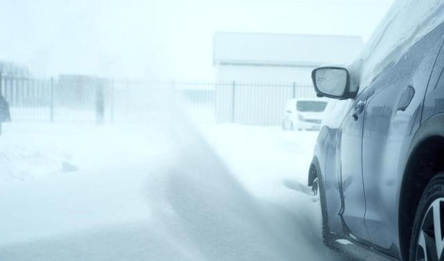 老司机冬天用车的策略!