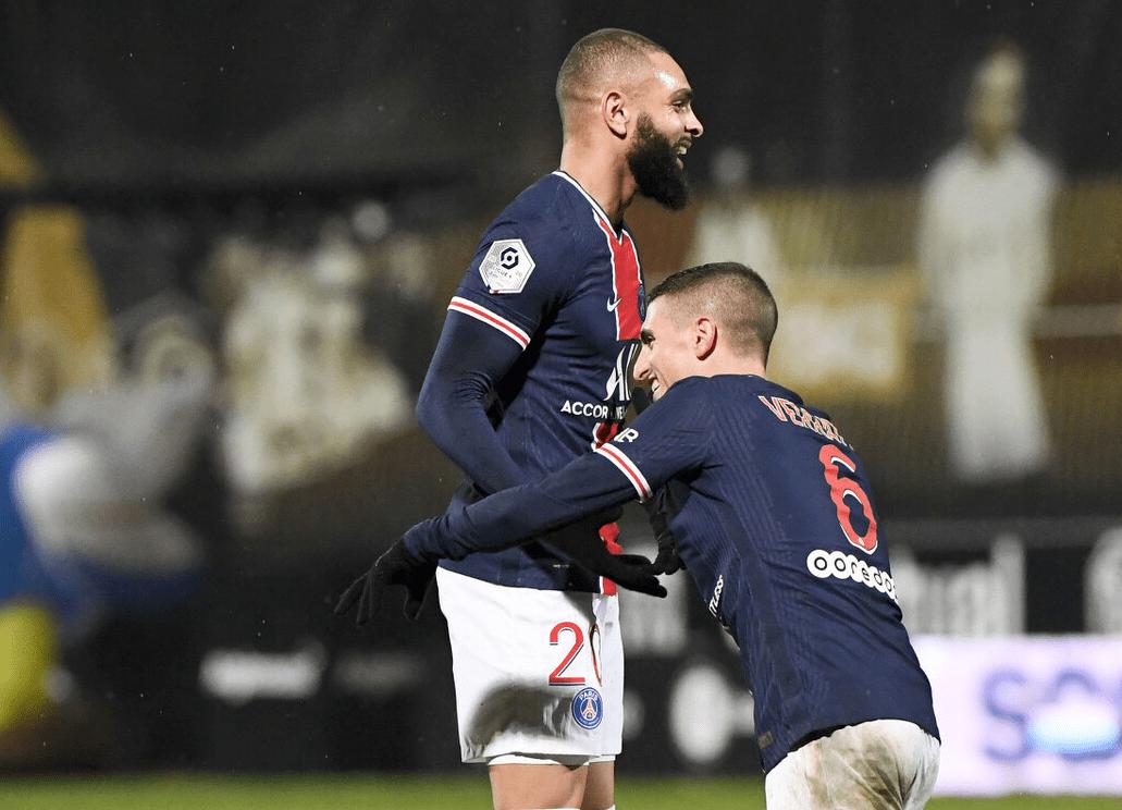 1-0险胜!法甲霸主登顶,姆巴佩接连4场比赛0进球