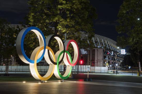 日本首相菅义伟:决心控制疫情举办东京奥运会