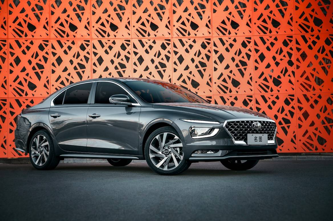 B级车身份A级车价格 全新名图预售13.58万起 -海博APP