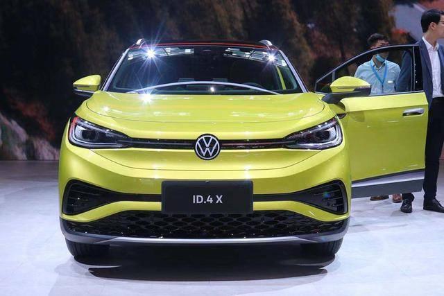 上汽大众旗下首款纯电SUV ID.4 X即将k开启预售
