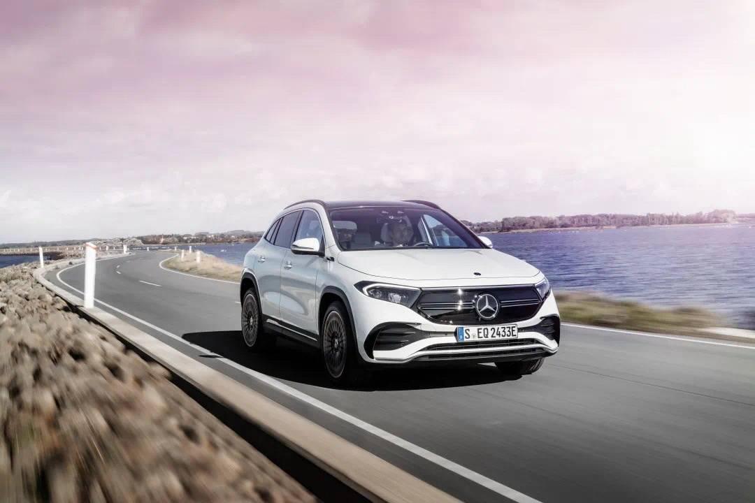 特斯拉再添豪华车新对手,奔驰EQA全球首发国产在即_车型