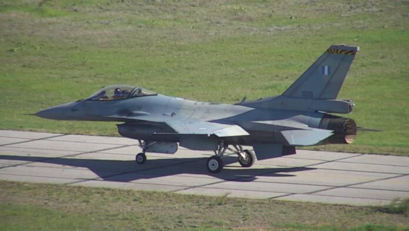 土耳其空中优势被打破,希腊首架F16V首飞,一共要改装84架