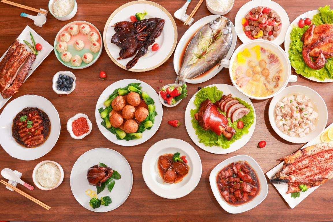 """在他乡,吃家乡饭!海尔食联网生态品牌有家乡的""""年夜饭"""""""