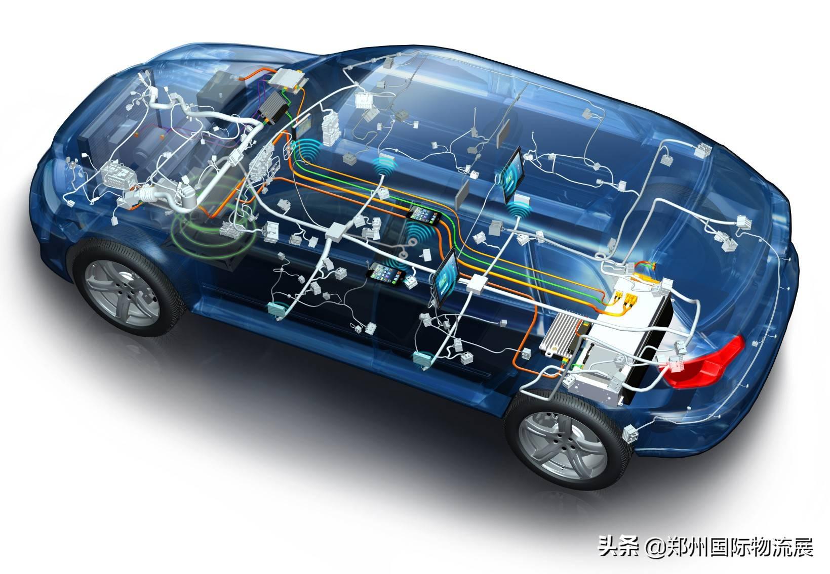 2021郑州物流展:新能源车之混合动力汽车