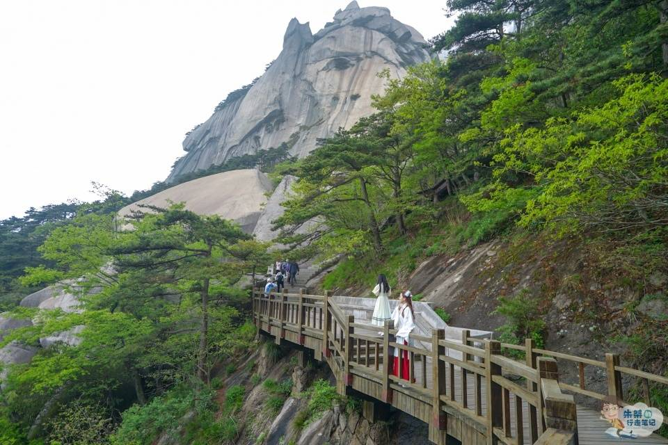 全国山岳型景区百强榜新鲜出炉,安徽九座山上榜,并且拿下榜首
