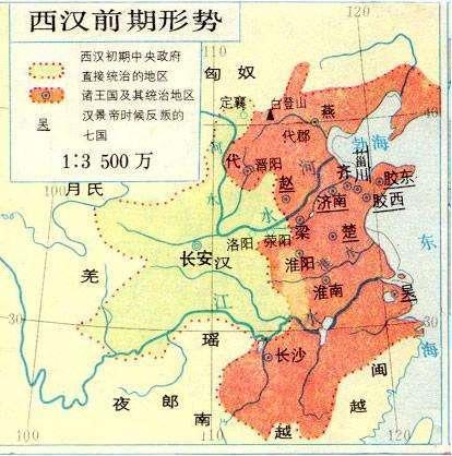 雄才大略的汉武帝,究竟为汉帝国扩充了多少疆域?