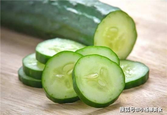 黄瓜加1物,低糖高纤维,养生健康又美味,大人小孩都喜欢