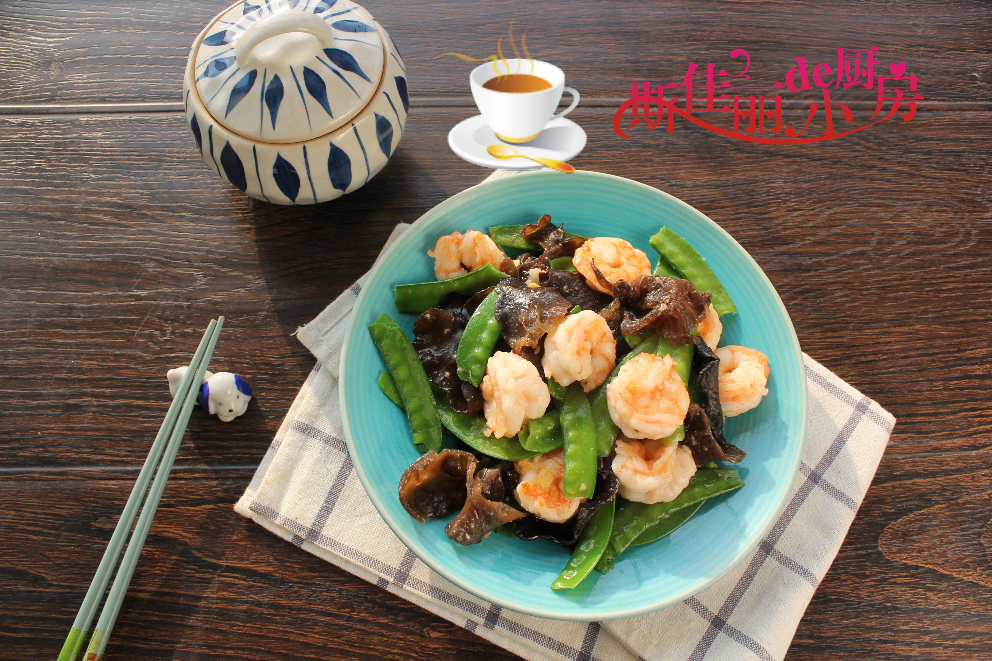 这三样一起炒实在太鲜美了,开胃下饭香,5分钟能出锅多吃不长肉