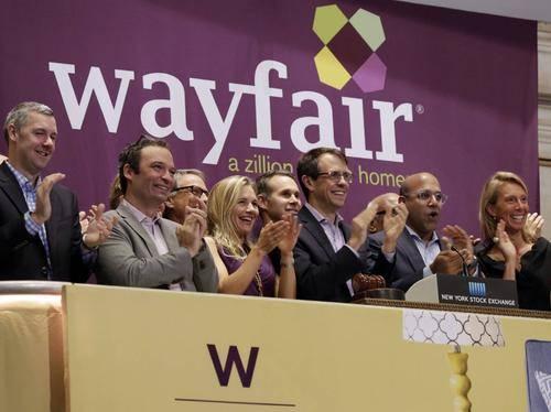 wayfair入驻成功后账户钱如何转到国内银行卡